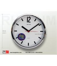 นาฬิกาแขวน RHYTHM CMG839BR66  (9.5 นิ้ว)