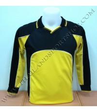 เสื้อผู้รักษาประตู SKY STAR (สีดำ-เหลือง)