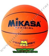 ลูกบาสเกตบอล MIKASA รุ่น 1000 (สีส้ม O) NNN