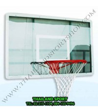 แป้นบาสเกตบอล อะคริลิค ใส acrylic (ขนาดความหนา 10 มม.) NNN