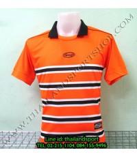 เสื้อกีฬา ตามูโด้ TAMUDO รุ่น T-MR-057 (สีส้ม O) BODY FIT