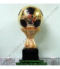 ถ้วยรางวัล SKY1980 รุ่น 008 (สีทอง G, ไซค์ A) รูปลูกฟุตบอล แบบเดียว NNNNN