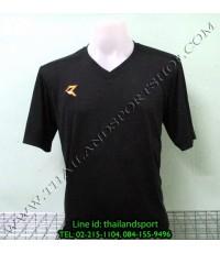 เสื้อกีฬา เรียล REAL รหัส RAX002 (สีดำ A)