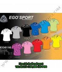 เสื้อ POLO กีฬา อีโก้ EGO SPORT รุ่น EG 6116 (...) WOMEN