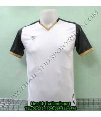 เสื้อกีฬา เวอร์ซูส VERSUS รุ่น V-9006 (สีขาว W) พิมพ์ลาย