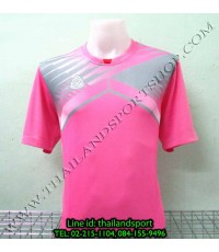 เสื้อกีฬา อีโก้ EGO SPORT รหัส EG-5105 (สีชมพู P) พิมพ์ลาย