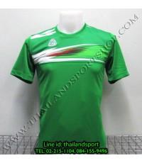 เสื้อกีฬา อีโก้ สปอร์ต EGO SPORT รุ่น EG-5106 (สีเขียว G) พิมพ์ลาย