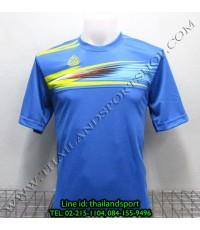 เสื้อกีฬา อีโก้ สปอร์ต EGO SPORT รุ่น EG-5106 (สีฟ้า L) พิมพ์ลาย