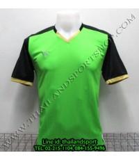 เสื้อกีฬา เวอร์ซูส VERSUS รุ่น V-9006 (สีเขียว G) พิมพ์ลาย