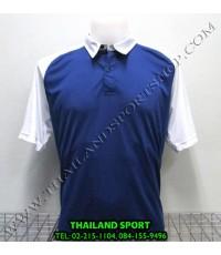 เสื้อโปโล กีฬา MHEE COOL รุ่น สโลป (สีกรม N)