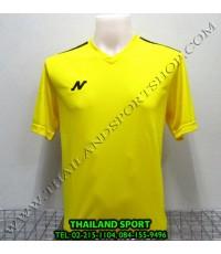 เสื้อกีฬา NEECON รหัส NA-1501 (สีเหลือง Y)