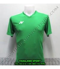 เสื้อกีฬา NEECON รหัส NA-1501 (สีเขียว G)