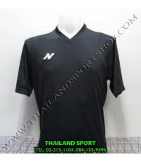 เสื้อกีฬา NEECON รหัส NA-1501 (สีดำ A)