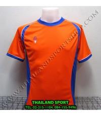 เสื้อกีฬา สปอร์ต เดย์ SPORT DAY รุ่น SA001 (สีส้ม O) ตัดต่อ