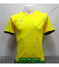 เสื้อ อีโก้ EGO SPORT รหัส EG-1013 (สีเหลือง Y) เบสิค คอกลม