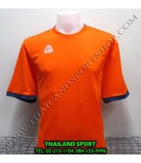 เสื้อ อีโก้ EGO SPORT รหัส EG-1013 (สีส้ม O) เบสิค คอกลม