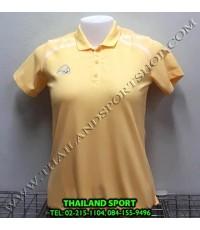 เสื้อ POLO อีโก้ EGO SPORT รุ่น EG 6132 (สี้เหลืองอ่อน) WOMEN