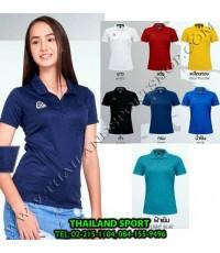เสื้อโปโล กีฬา POLO SPORT อีโก้ สปอร์ต EGO SPORT รุ่น EG 6130 (...) WOMEN