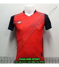 เสื้อกีฬา NEECON รหัส NA-1503 (สีแดง)