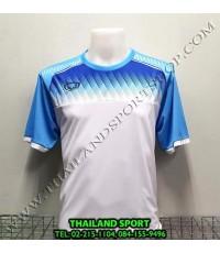 เสื้อกีฬา แกรนด์ สปอร์ต Grand Sport รุ่น 11-456 (สีขาว) พิมพ์ลาย