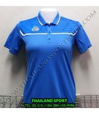 เสื้อ POLO กีฬา อีโก้ EGO SPORT รุ่น EG 6140 (สีฟ้า) WOMEN