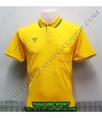 เสื้อโปโล กีฬา VERSUS รุ่น V-P004 (สีเหลือง)