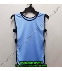 เสื้อเอี๊ยม เด็ก SKY STAR รุ่น SA-009 (สีฟ้า) แบบมียางยืด
