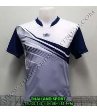 เสื้อกีฬา NAP SPORT รุ่น 15 (สีเทา) พิมพ์ลาย