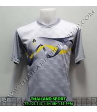 เสื้อกีฬา สปอร์ต เดย์ SPORT DAY รุ่น SA002 (สีเทา GR ) พิมพ์ลาย