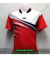 เสื้อกีฬา NAP SPORT รุ่น 15 (สีแดง) พิมพ์ลาย.