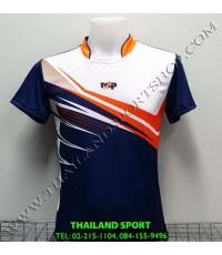 เสื้อกีฬา NAP SPORT รุ่น 15 (สีกรมท่า) พิมพ์ลาย
