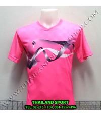เสื้อกีฬา สปอร์ต เดย์ SPORT DAY รุ่น SA002 (สีชมพู P ) พิมพ์ลาย