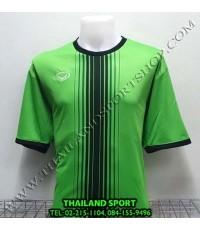 เสื้อกีฬา แกรนด์ สปอร์ต Grand Sport รุ่น 11-464 (สีเขียว) พิมพ์ลาย