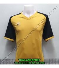 เสื้อกีฬา เรียล REAL รุ่น RAX-010 (สีทอง/ดำ NA) ตัดต่อ