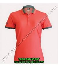 เสื้อ POLO SHIRT อีโก้ EGO SPORT รุ่น EG 6148 (สีส้มปูน) WOMEN