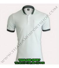 เสื้อ POLO SHIRT อีโก้ EGO SPORT รุ่น EG 6147 (สีขาว) MAN