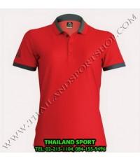 เสื้อ POLO SHIRT อีโก้ EGO SPORT รุ่น EG 6147 (สีแดง) MAN