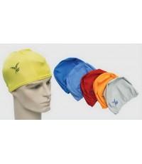 หมวกว่ายน้ำผ้า F.B.T.-2 (s, y, r, l, b)