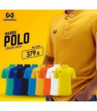 เสื้อโปโลกีฬา POLO วอริกซ์ WARRIX รุ่น WA-3315 (....)