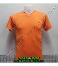 เสื้อกีฬาสี สีล้วน MATADOR MD-101 (สีส้ม)