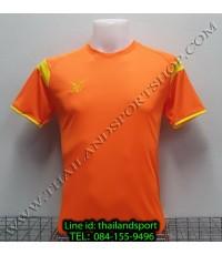 เสื้อกีฬา เอฟ บี ที fbt รุ่น 12-265 (สีส้ม)