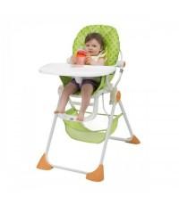 เก้าอี้ทานข้าวทรงสูง Pocket Lunch High Chair รุ่น Jade ยี่ห้อ Chicco สีเขียว