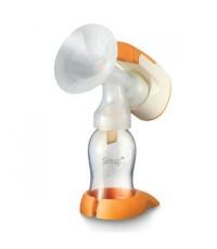 เครื่องปั๊มน้ำนมไฟฟ้า แบบพกพา SNUG เต้าเดี่ยว แบบมือถือพกพา รุ่น Agile Electric Breast pump