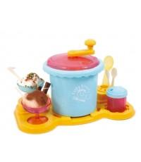 ชุดเครื่องทำไอศครีม Twist  Taste Ice Cream Maker (ทำไอติมของจริงทานได้เลย) ยี่ห้อ PLAYGO