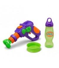 ปืนเป่าฟองสบู่ รุ่น Gazillion Bubble Blaster (จุ่ม กดเพื่อเป่าลม) ยี่ห้อ Gazillion