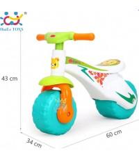 จักรยานฝึกทรงตัวเด็ก รุ่น Balance Sliding Bike สีฟ้า (ฝึกความ Balance ให้กับร่างกาย)