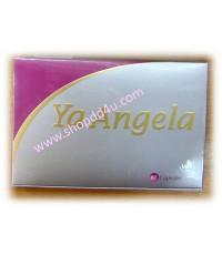 ยาแองเจล่า (Ya Angela) เป็นยาบำรุงสำหรับสตรี แก้ปวดประจำเดือน ช่วยให้ผิวพรรณชุ่มชื้น สดใส