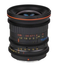 Tokina Cinema 11-16mm T3.0 with Micro Four Thirds Mount   มีสินค้าใน Stock