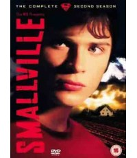 Smallville Season 2 : ผจญภัยหนุ่มน้อยซุปเปอร์แมน ปี 2 (พากย์ไทย) 3 แผ่น V2D