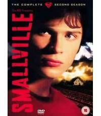 Smallville ปี 2 : ผจญภัยหนุ่มน้อยซุปเปอร์แมน ปี 2 (พากย์อังกฤษ,พากย์ไทย+บรรยายไทย) 12 แผ่น